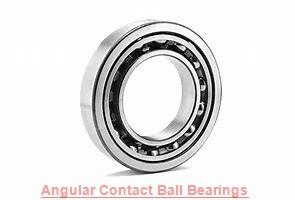 42 mm x 82 mm x 36 mm  SNR XGB40574P angular contact ball bearings