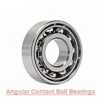 ISO 7212 BDB angular contact ball bearings