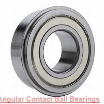 55 mm x 80 mm x 13 mm  SNR MLE71911CVUJ74S angular contact ball bearings