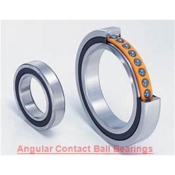 110 mm x 200 mm x 38 mm  NACHI 7222CDB angular contact ball bearings