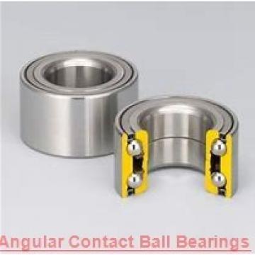 35 mm x 55 mm x 10 mm  FAG HCB71907-C-2RSD-T-P4S angular contact ball bearings