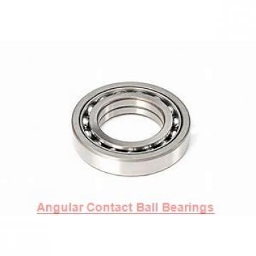 90 mm x 225 mm x 54 mm  ISO 7418 A angular contact ball bearings