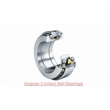 90 mm x 190 mm x 43 mm  NTN 7318 angular contact ball bearings
