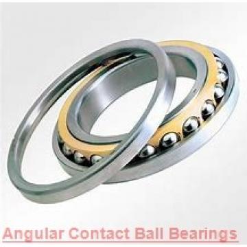 35 mm x 80 mm x 21 mm  NSK 7307BEA angular contact ball bearings