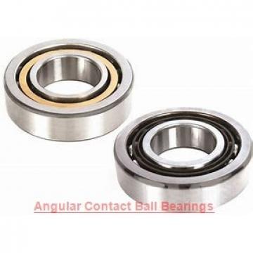 ISO QJ1280 angular contact ball bearings