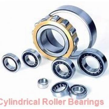 600 mm x 730 mm x 60 mm  NSK NCF18/600V cylindrical roller bearings