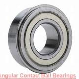 55 mm x 90 mm x 18 mm  SNFA HX55 /S/NS 7CE3 angular contact ball bearings
